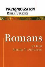 Romans: By Art Ross, Martha Stevenson