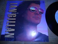 "IAN GILLAN ""NO GOOD LUCK"" 7 INCH SINGLE 1990 RARE TELDEC RECORDS GERMAN PRESSED"