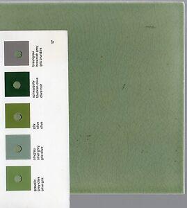 Grey Olive Green Original period antique field tile 6x6 Art Nouveau Majolica