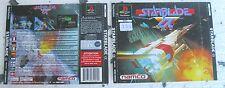 STARBLADE α (1994) PLAYSTATION 1 COVER, NO DISCO