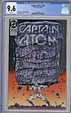 Captain Atom #42 CGC 9.6