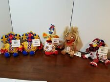DISNEY STORE THE LION KING ON BROADWAY TRICKSTER #2, #4, #5 & SIMBA NWT Set 5