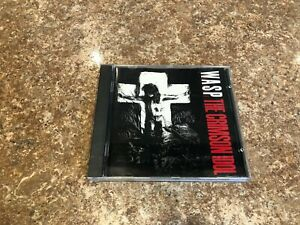 WASP - The Crimson Idol CD Original 1992 Parlophone
