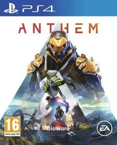 Anthem  ((( Uniquement  En Ligne PS4 ))) Neuf  VF