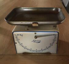 Balance LYSSEX 10 kg années 1950 VINTAGE très bon état