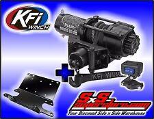 2500 lb KFI Stealth Winch Mount Combo -Honda Foreman 400 95-03 and 450 98-04