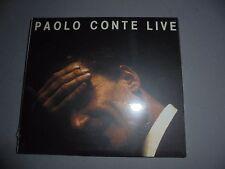 CD PAOLO CONTE LIVE N° 10 TV SORRISI E CANZONI CORRIERE
