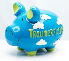 KCG Sparschwein XL TRAUMERFÜLLER große Spardose, Geschenk Geld verpacken, NEU.