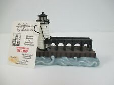 "Scaasis Originals ""Manistee North Pierhead"" Michigan #Sc189 - Mint w/Tag, no box"