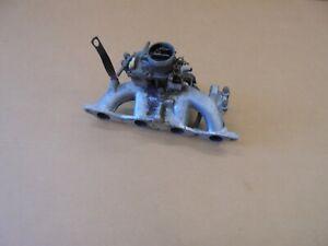 Ford Escort mk2 Crossflow Carb and manifold....single choke 1300 cc carb.