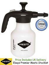 Mesto Heavy Duty Hand Pump Pressure Sprayer 3132BC 1.5L Alkaline Chemical Spray