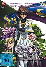 ++ Code Geass Staffel 2 Box 2 DVD deutsch NEU TOP !++