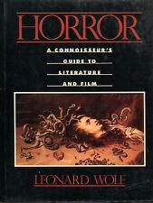 Bücher über Horrorfilme