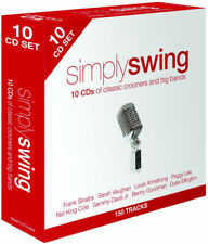 Various Artists : Simply Swing CD (2012) ***NEW***