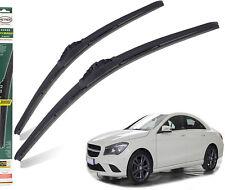"Mercedes CLA 2013-on replacement wiper blades HEYNER HYBRID 24""19""PT"