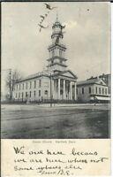 BA-481 Center Church, Hartford CT, 1901-1907 undivided back Postcard  Vintage