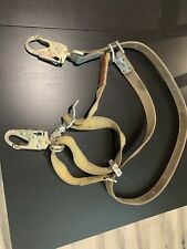 Utility Pole Lineman Climbing Gear (Pole Choker by Jelco) FREE SHIPPING