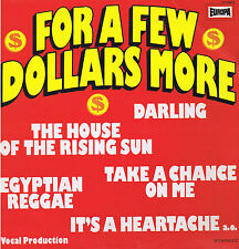 For A Few Dollars More LP (Vinyl) EUROPA 111540.5 - Sampler