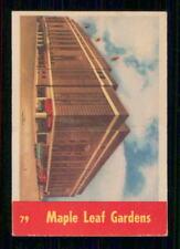 1955-56  PARKHURST  # 79  MAPLE LEAF GARDENS     12010