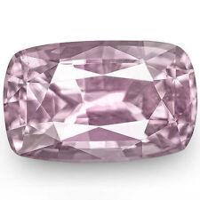 Transparent Purple Loose Sapphires