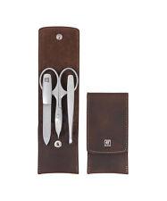 Zwilling Twinox  Mountain Taschenetui 3-tlg.Rindleder  Maniküre Beauty Manicure