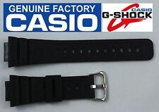 CASIO G-Shock GW-5000-1 Original 16mm Black Rubber Watch BAND Strap