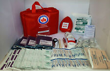 WorkSafe BC - Emergency Basic First Aid Kit