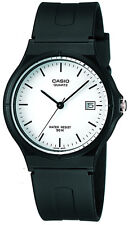 Casio MW59-7E Mens Casual White Analog Dress Watch with Date Display New
