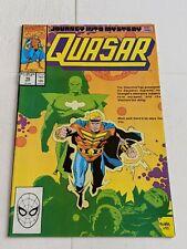 Quasar #15 October 1990 Marvel Comics