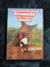 The Adventures of Francis the Talking Mule (Dvd, 2012, 2-Disc Set)