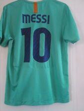 Barcelona 2010-2011 Messi 10 Away Football Shirt Size LARGE /41927