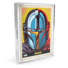 2020 Topps Star Wars The Mandalorian eBay Exclusive 10 Card Set