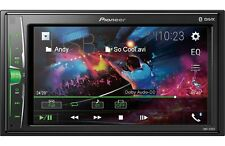 """New listing Pioneer Dmh-220Ex Digital Multimedia Receiver with 6.2"""" Wvga Display New"""