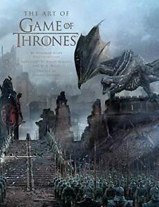 The Art of Game of Thrones, the Official Book of Design fro... by Revenson, Jody