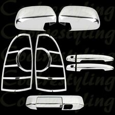 05-07 Toyota Tacoma Chrome Covers Mirror Door Handles Tailgate Taillights CH