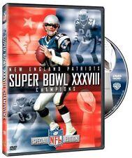NFL Films - Super Bowl XXXVIII - New England Patriots Championship Video NEW!