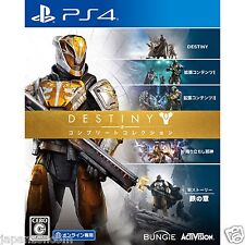Destiny Complete Edition SONY PS4 PLAYSTATION JAPANESE NEW JAPANZON