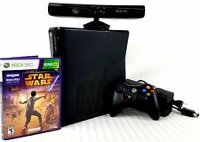 Microsoft Xbox 360 S Slim 250GB Console with Kinect Bundle