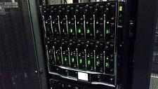 HP BL460c G6 Server Blade 2x HEX-CORE X5660 64gb 2x300Gb Hyper threading VMWARE