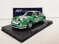 Slot SCX Scalextric Fly 88184 Porsche 911 Carrera RSR 24H.LE MANS 1973 Nº43