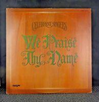 Celebrant Singers – We Praise Thy Name (Tempo – R-7174)