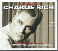 Charlie Rich - The Best Of [Greatest Hits] 2CD NEW/SEALED