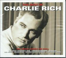 Charlie Rich - The Best Of - Greatest Hits 2CD NEW/SEALED