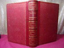 LA NORMANDIE  Jules Janin 1843 gravures + cartes