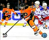 "Jakub Voracek Philadelphia Flyers NHL Action Photo (Size: 8"" x 10"")"
