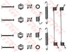 sfk138 TRW Kit d'accessoires, MÂCHOIRES DE FREIN ESSIEU ARRIÈRE