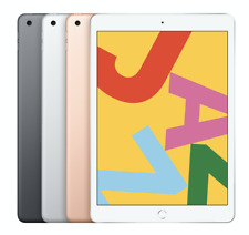 "New Sealed Apple 10.2"" iPad 7th Gen 32GB 128GB Gray Gold Silver WiFi 2019 Model"