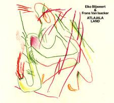 Elko Blijweert & Frans Van Isacker – Atlajala Land CD jazz experimental