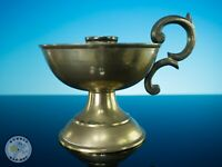 ANTIQUE STYLE CHAMBERSTICK CANDLE HOLDER MOVIE PROP