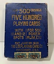 Five Hundred Playing Cards With 11 and 12 Spots, c. 1906